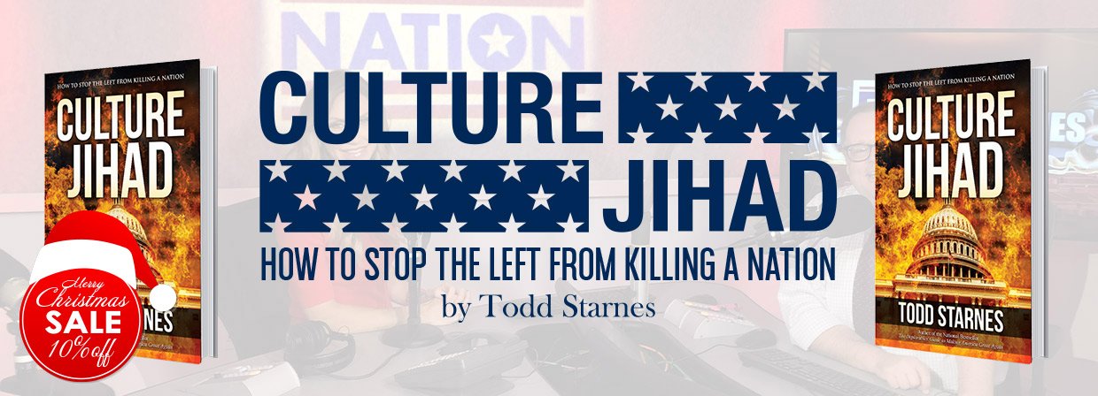 Culture Jihad - How to Stop the Left from Killing a Nation